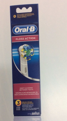 Beccucci Braun Oral B Floss Action