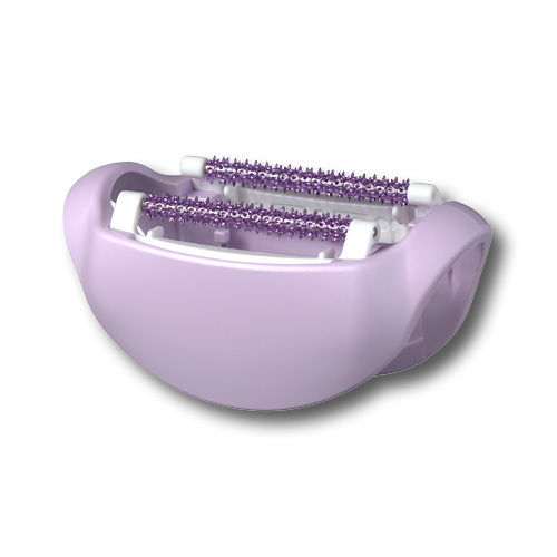 Accessorio stimolatore viola Silk Epil 3